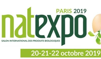Salon NatExpo Paris 2019