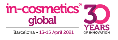 Salon In-Cosmetics Global Barcelone 2021